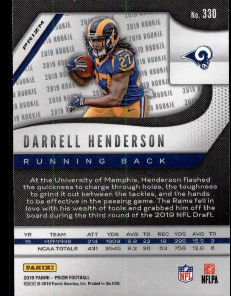 2019-Panini-Prizm-NFL-Football-Parallel-Prizm-Singles-Pick-Your-Cards thumbnail 169