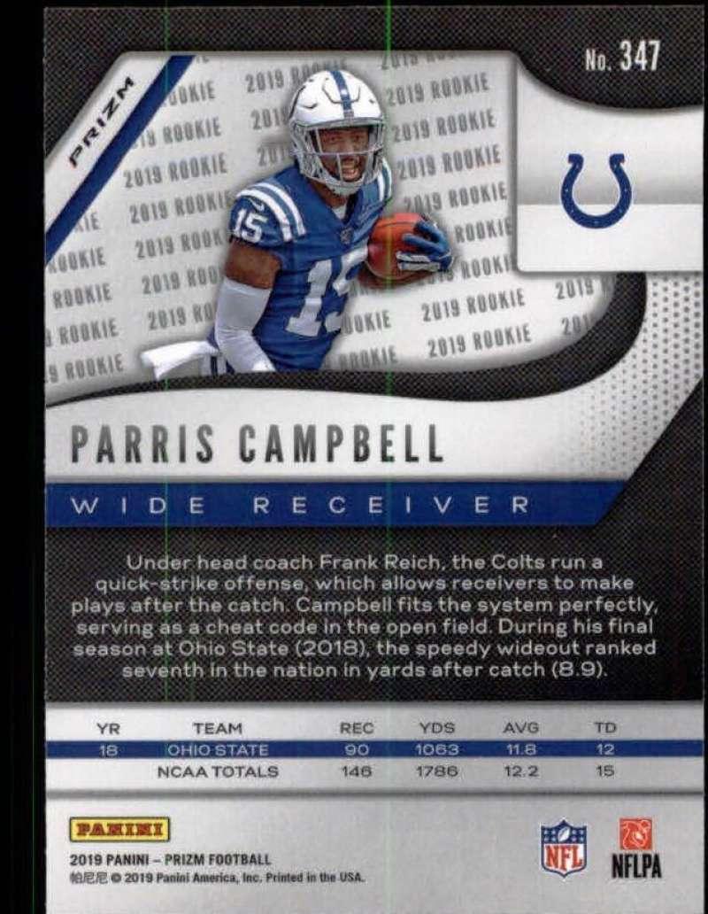 2019-Panini-Prizm-NFL-Football-Parallel-Prizm-Singles-Pick-Your-Cards thumbnail 179