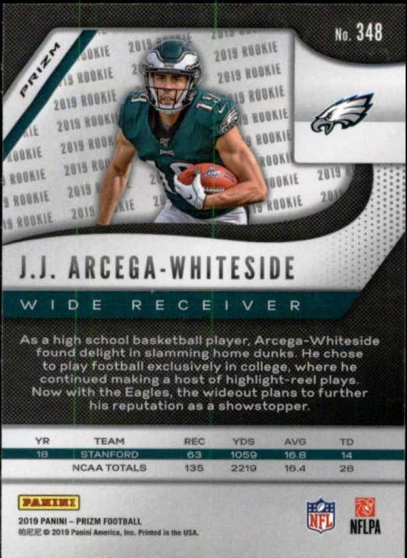 2019-Panini-Prizm-NFL-Football-Parallel-Prizm-Singles-Pick-Your-Cards thumbnail 181