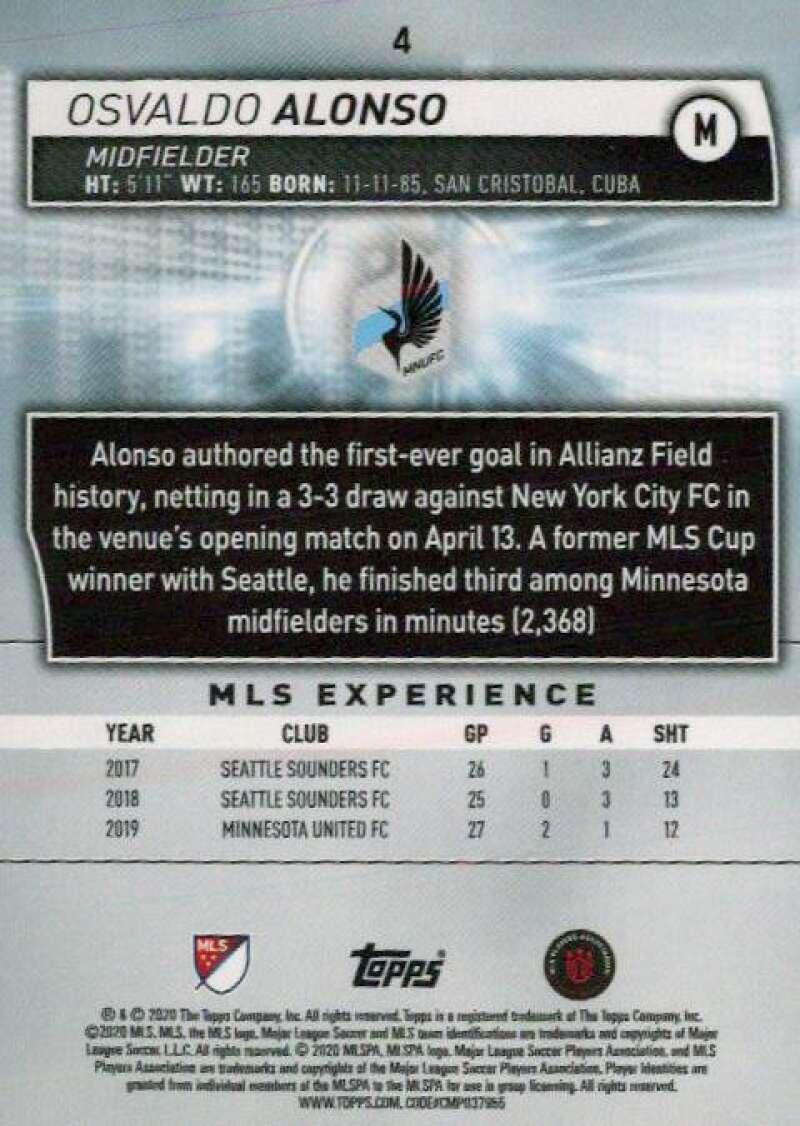 thumbnail 8 - 2020 Topps MLS Soccer Base Singles (Pick Your Cards)