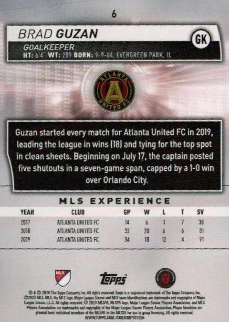 thumbnail 12 - 2020 Topps MLS Soccer Base Singles (Pick Your Cards)