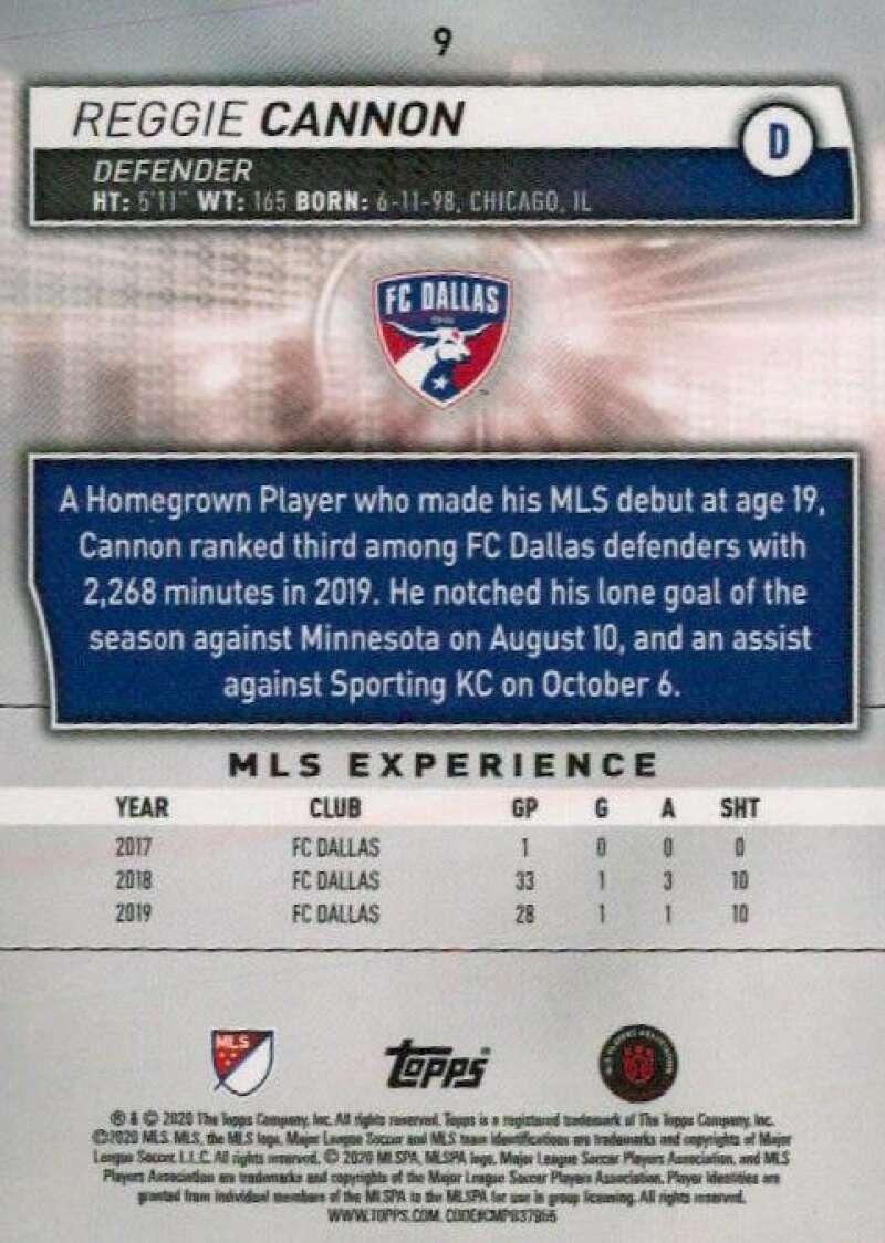 thumbnail 18 - 2020 Topps MLS Soccer Base Singles (Pick Your Cards)