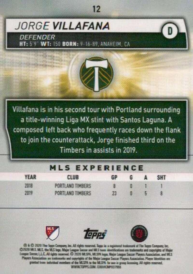 thumbnail 24 - 2020 Topps MLS Soccer Base Singles (Pick Your Cards)