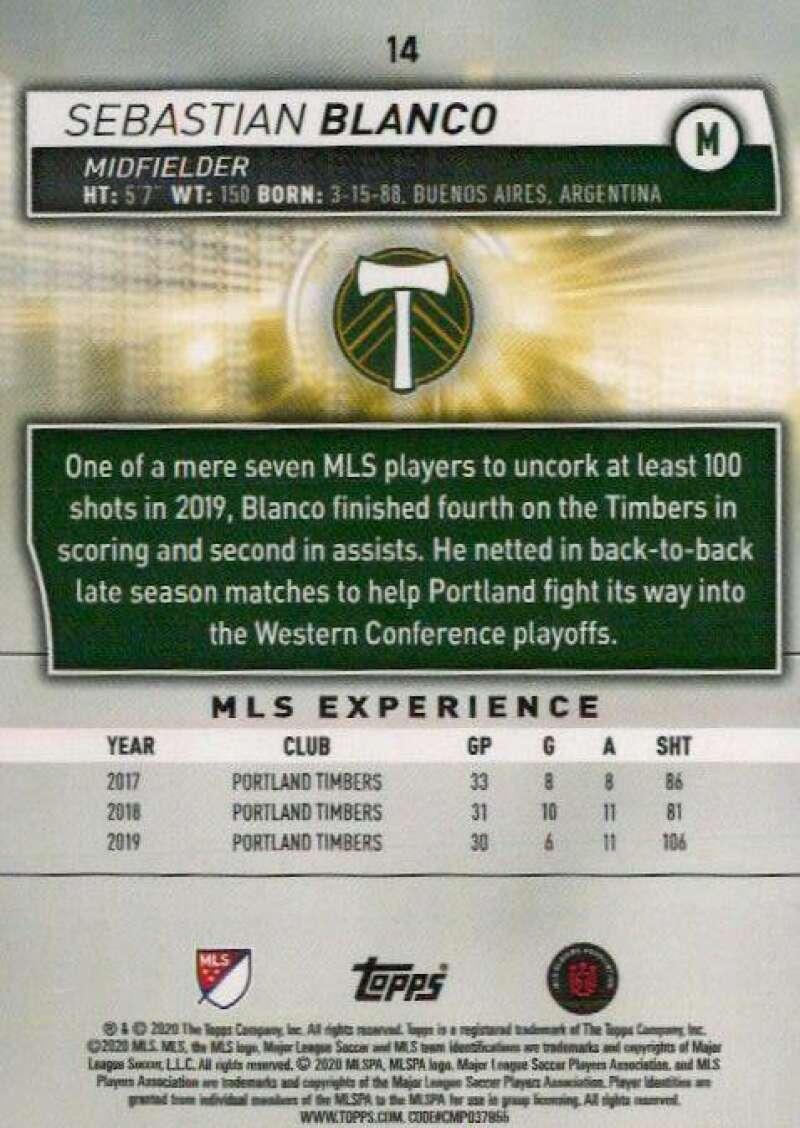 thumbnail 28 - 2020 Topps MLS Soccer Base Singles (Pick Your Cards)