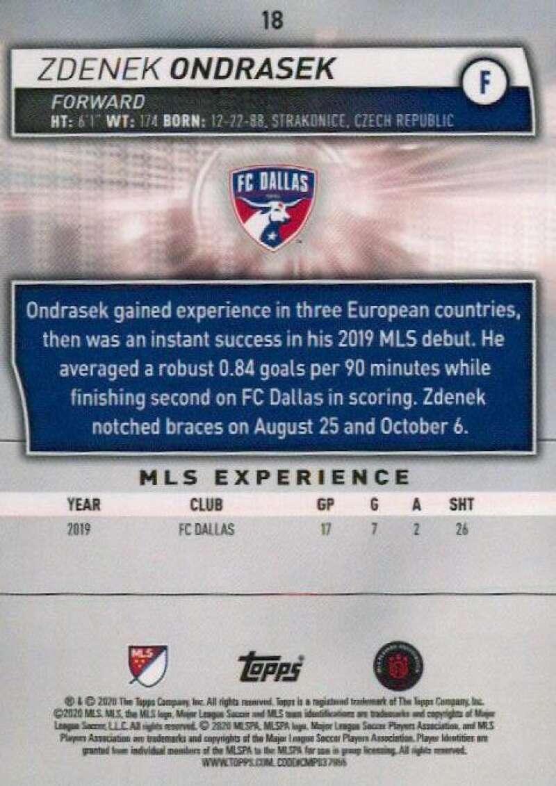 thumbnail 36 - 2020 Topps MLS Soccer Base Singles (Pick Your Cards)