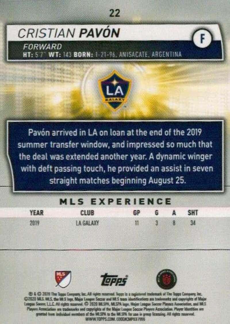 thumbnail 44 - 2020 Topps MLS Soccer Base Singles (Pick Your Cards)
