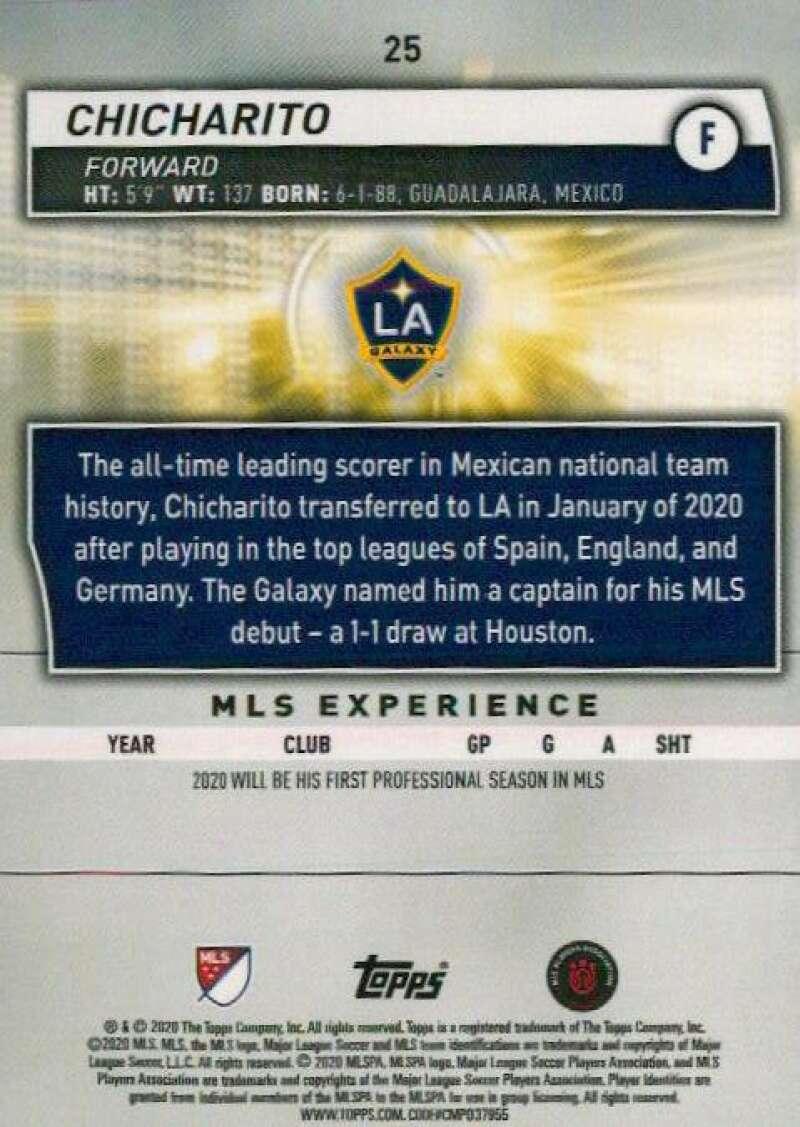 thumbnail 50 - 2020 Topps MLS Soccer Base Singles (Pick Your Cards)