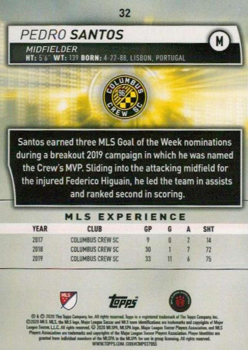 thumbnail 64 - 2020 Topps MLS Soccer Base Singles (Pick Your Cards)