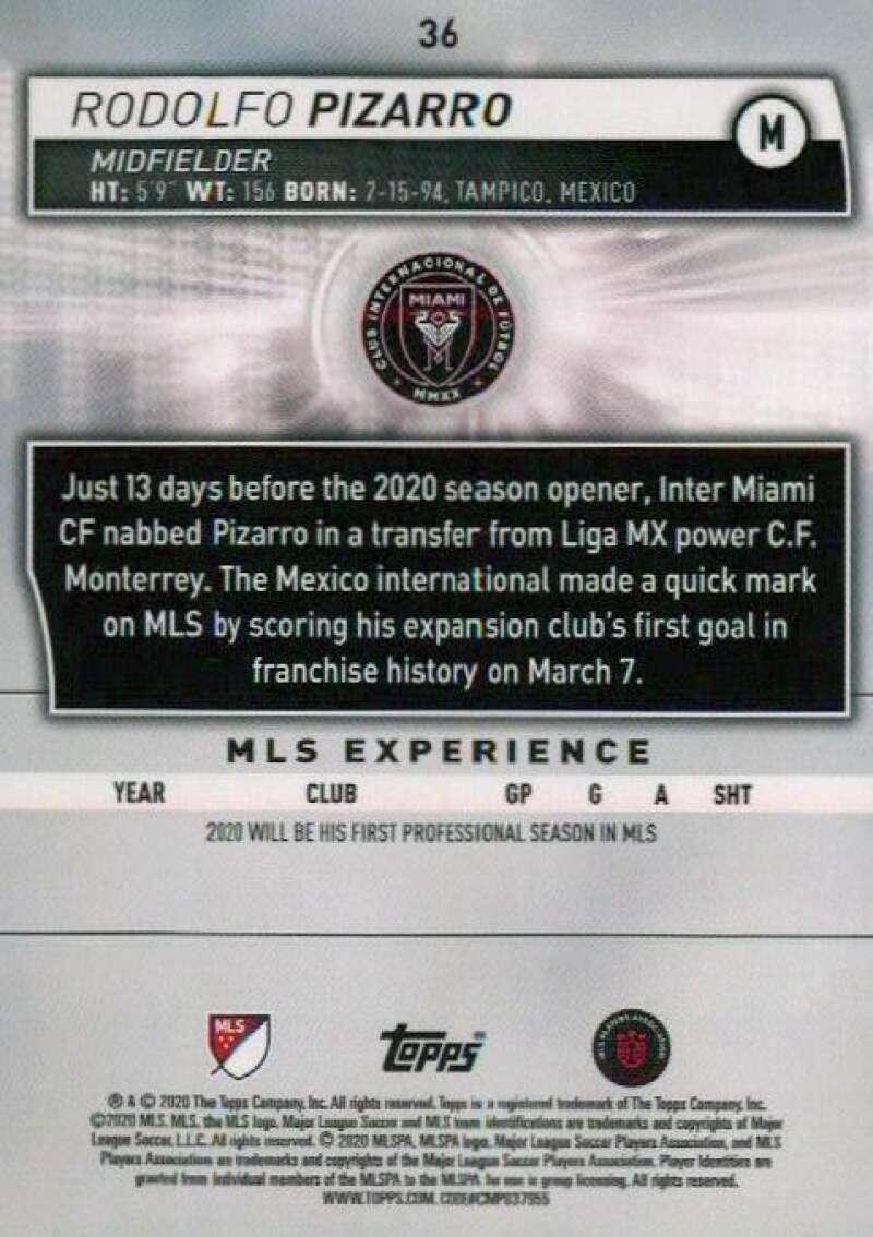 thumbnail 72 - 2020 Topps MLS Soccer Base Singles (Pick Your Cards)