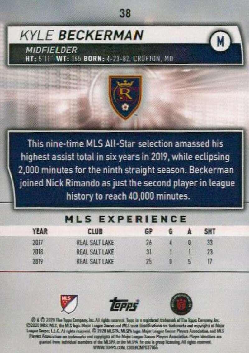 thumbnail 76 - 2020 Topps MLS Soccer Base Singles (Pick Your Cards)