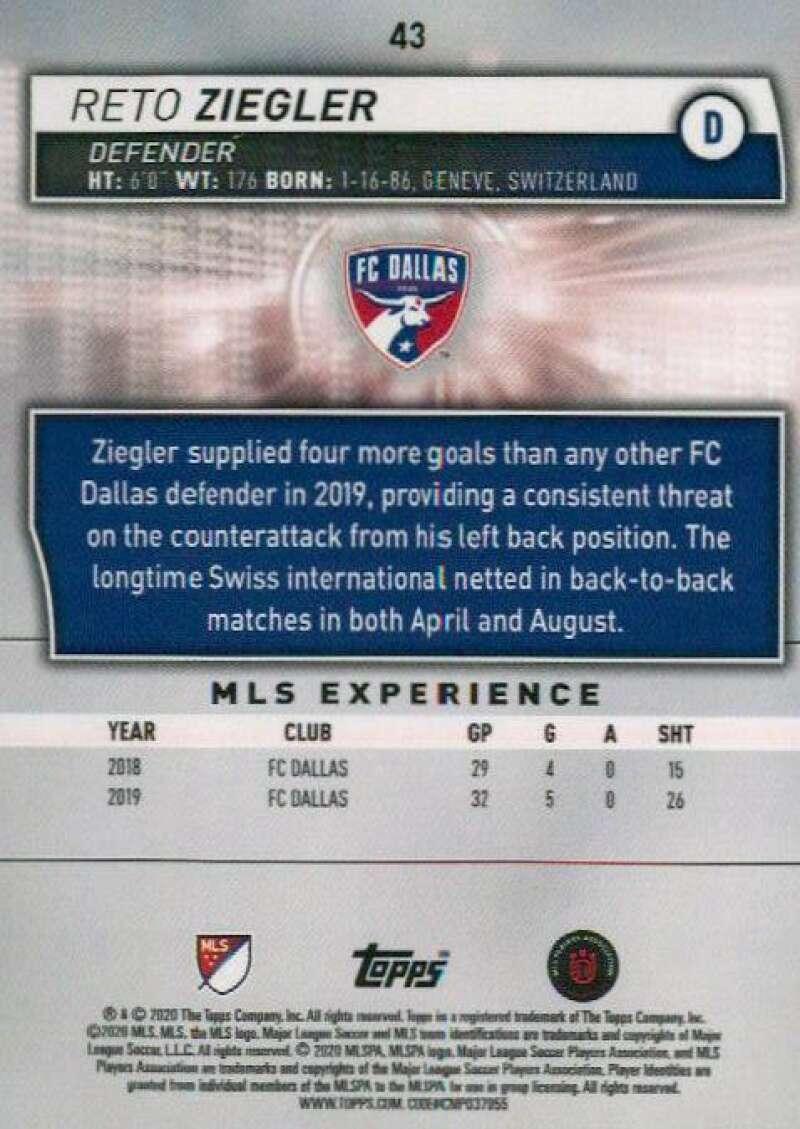 thumbnail 86 - 2020 Topps MLS Soccer Base Singles (Pick Your Cards)