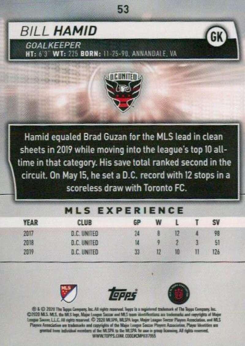 thumbnail 106 - 2020 Topps MLS Soccer Base Singles (Pick Your Cards)