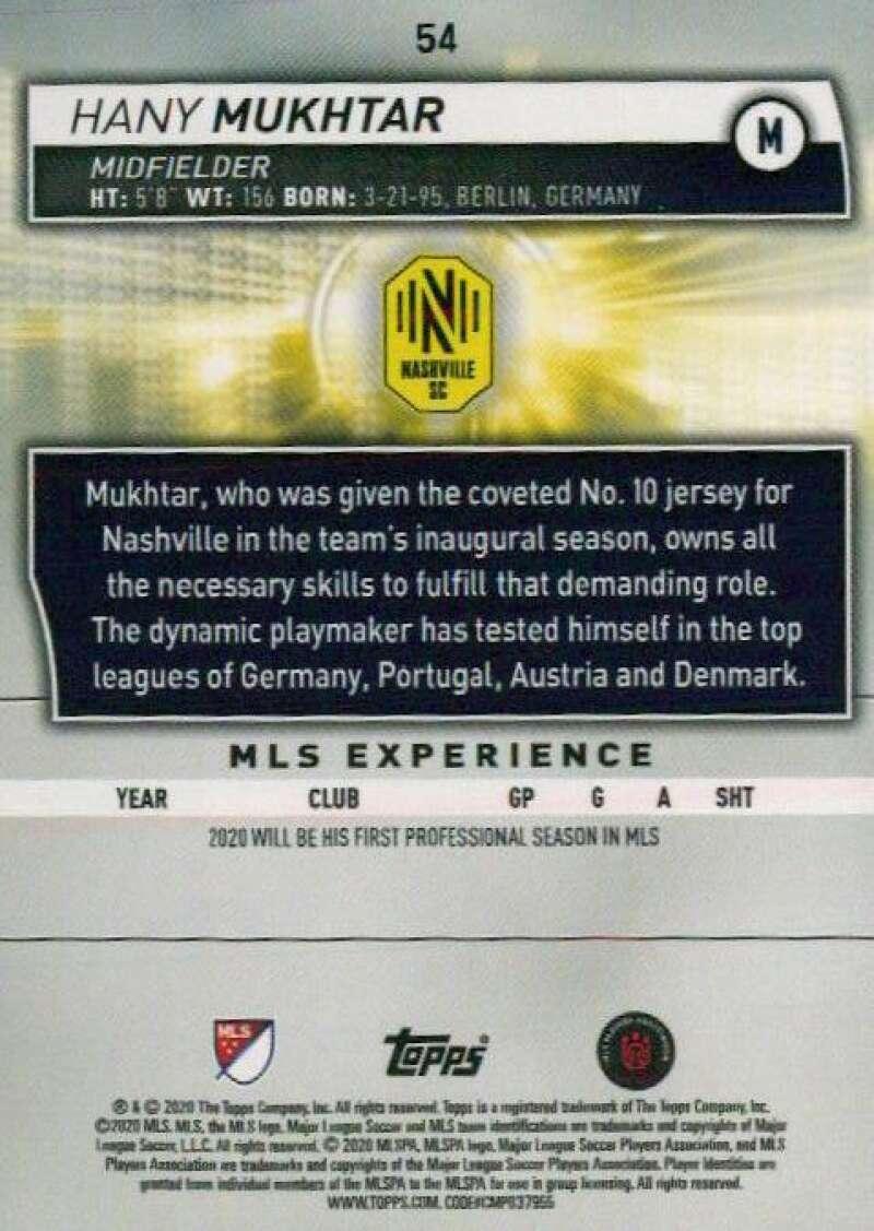 thumbnail 108 - 2020 Topps MLS Soccer Base Singles (Pick Your Cards)