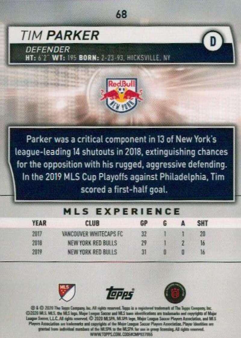 thumbnail 136 - 2020 Topps MLS Soccer Base Singles (Pick Your Cards)