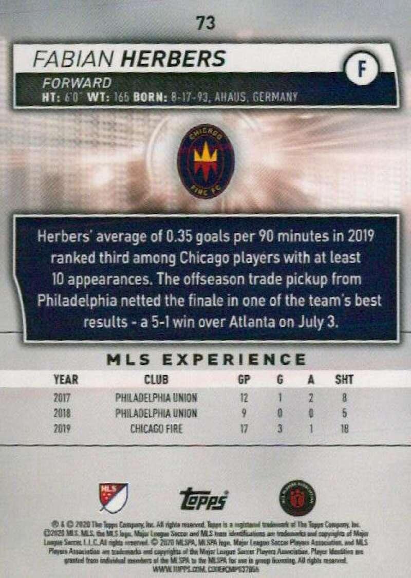 thumbnail 146 - 2020 Topps MLS Soccer Base Singles (Pick Your Cards)