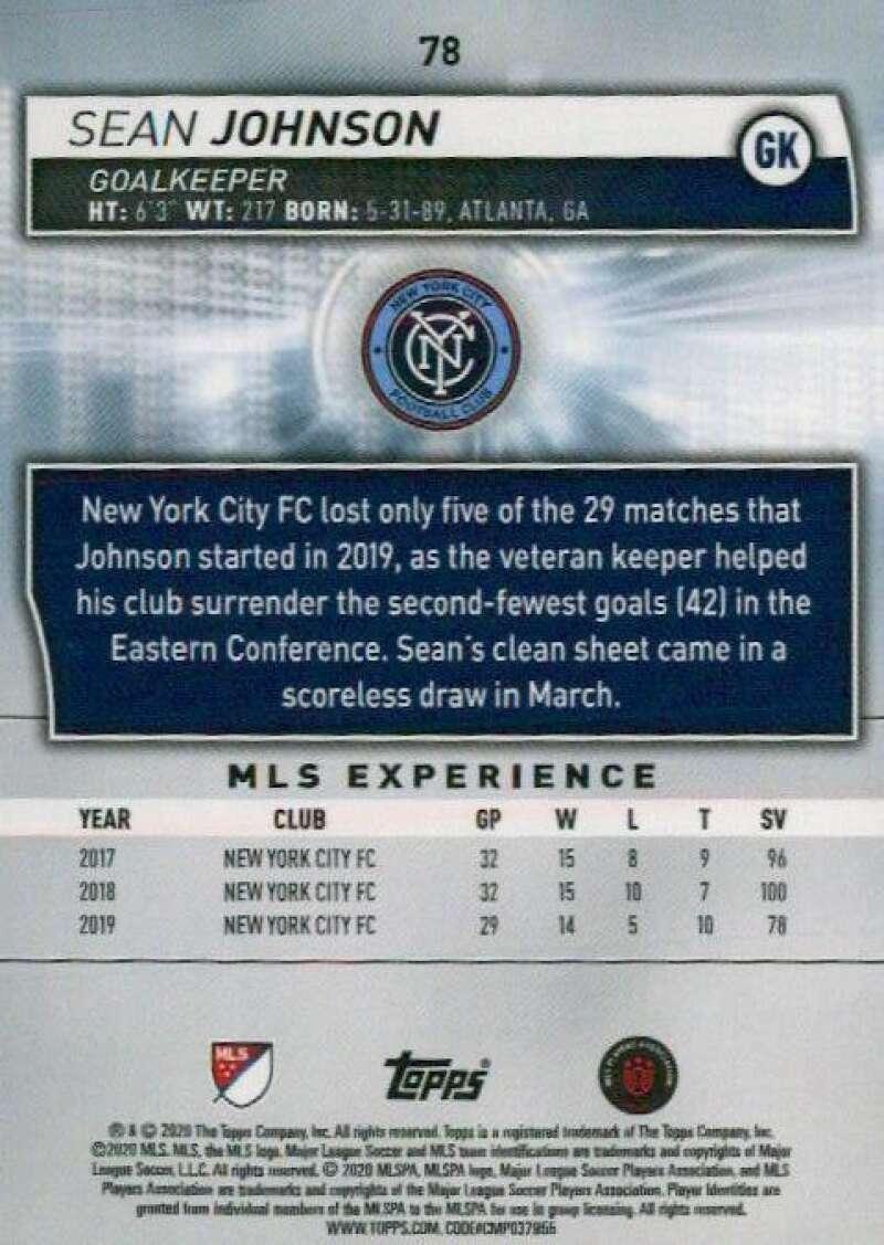 thumbnail 156 - 2020 Topps MLS Soccer Base Singles (Pick Your Cards)