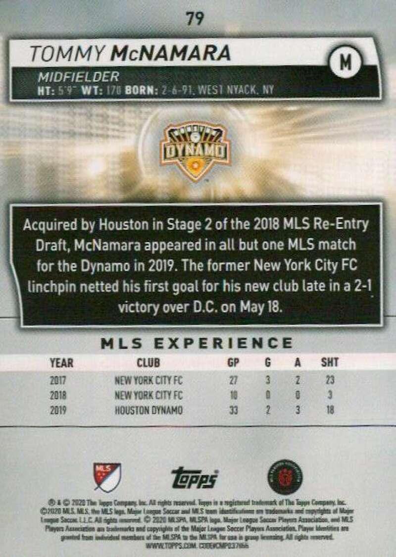 thumbnail 158 - 2020 Topps MLS Soccer Base Singles (Pick Your Cards)