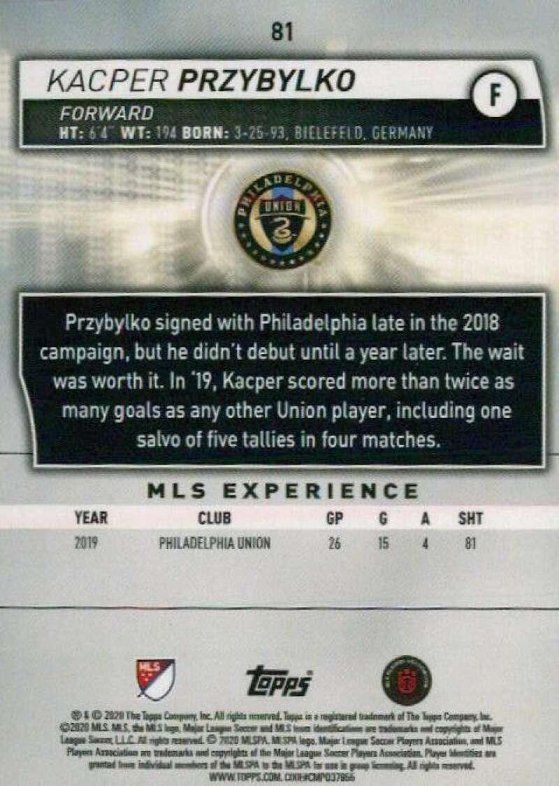 thumbnail 162 - 2020 Topps MLS Soccer Base Singles (Pick Your Cards)