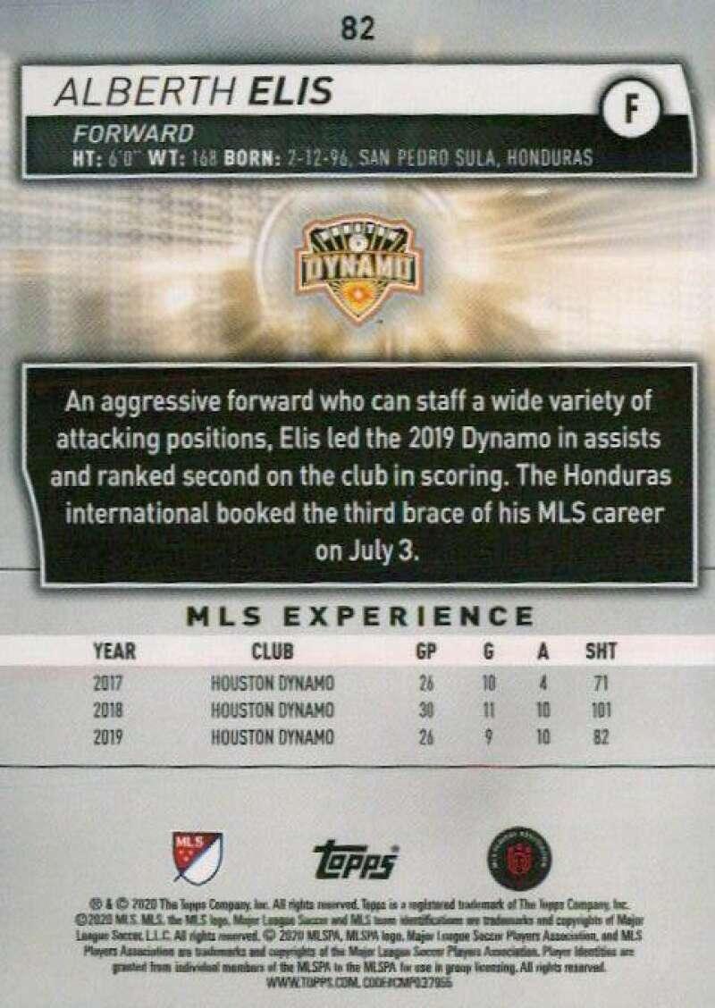 thumbnail 164 - 2020 Topps MLS Soccer Base Singles (Pick Your Cards)
