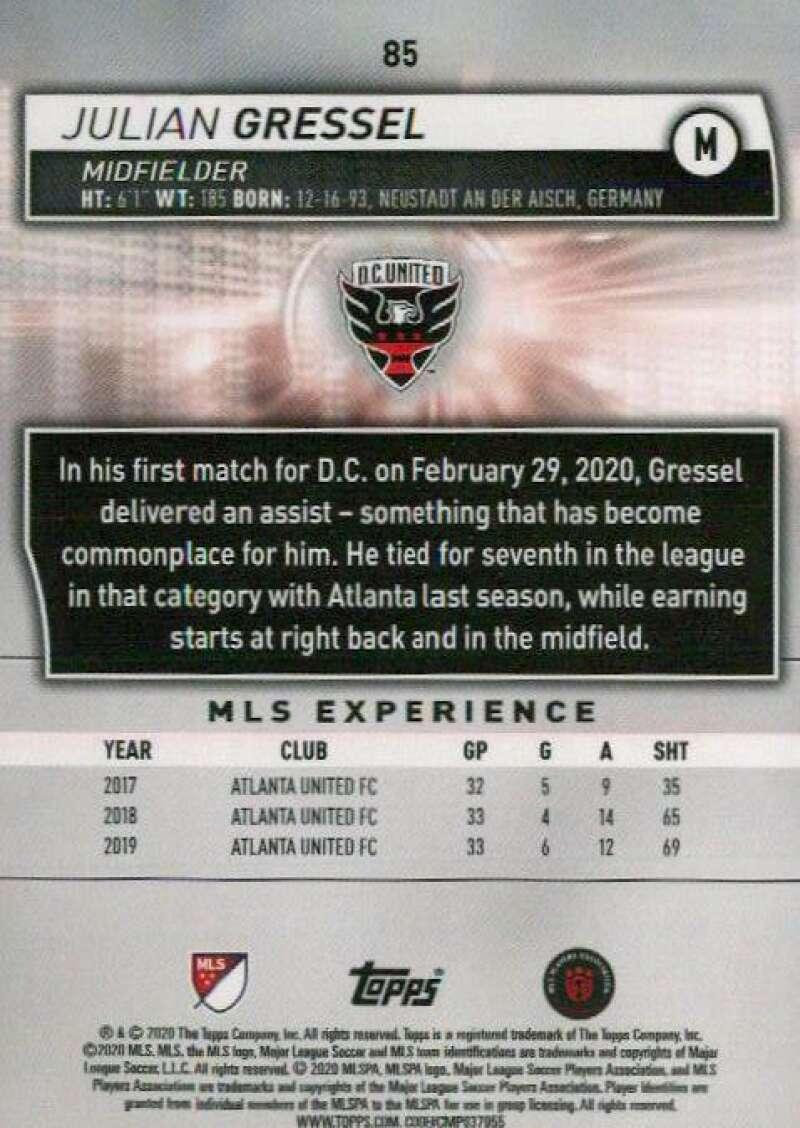 thumbnail 170 - 2020 Topps MLS Soccer Base Singles (Pick Your Cards)