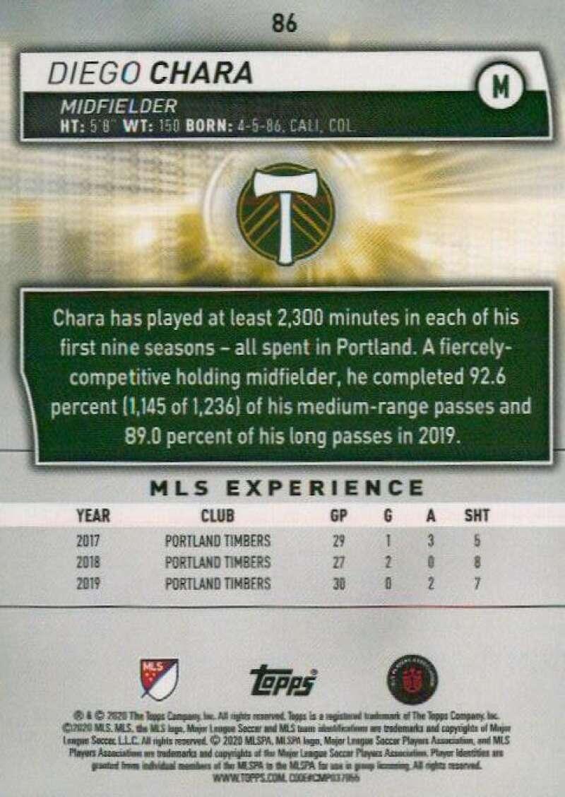 thumbnail 172 - 2020 Topps MLS Soccer Base Singles (Pick Your Cards)