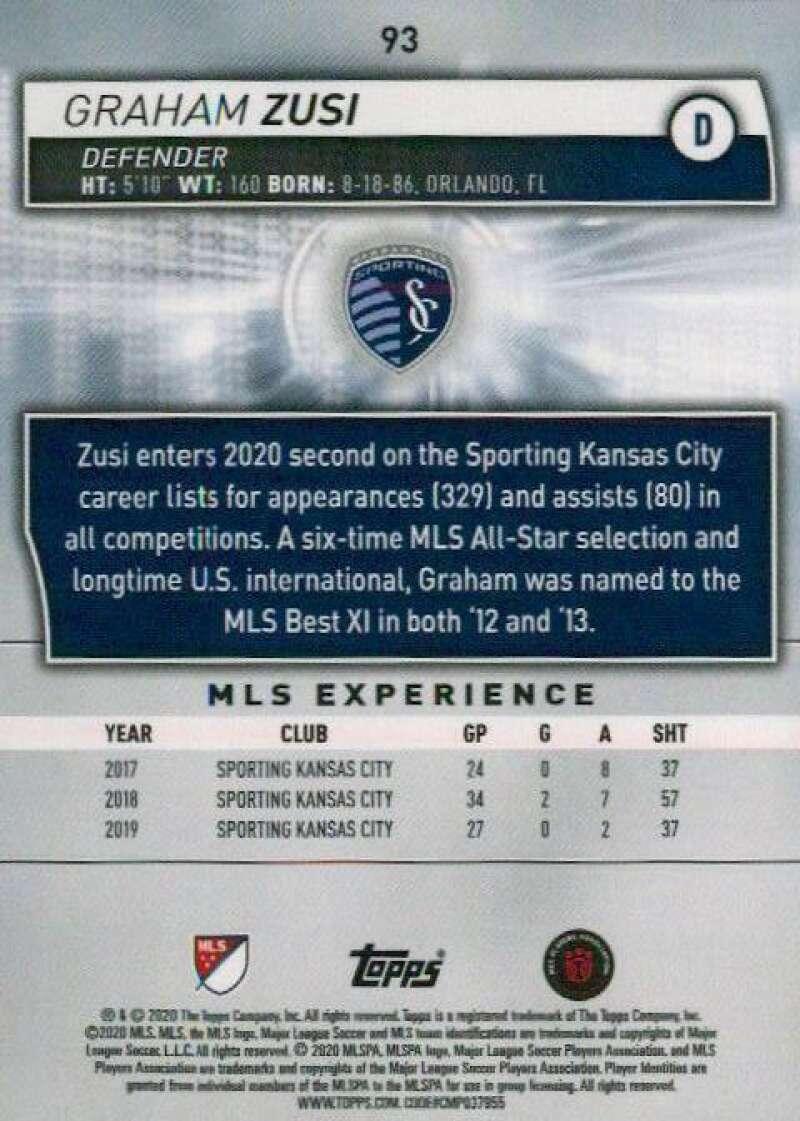 thumbnail 186 - 2020 Topps MLS Soccer Base Singles (Pick Your Cards)
