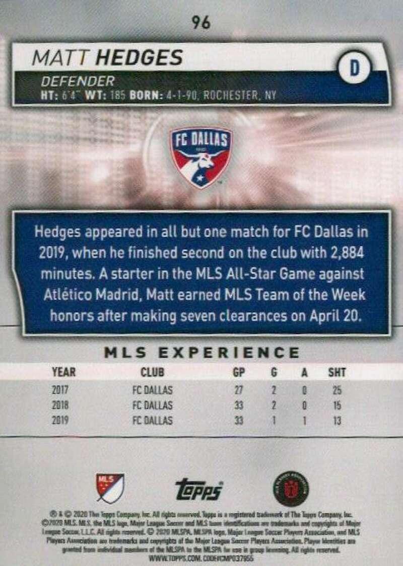 thumbnail 192 - 2020 Topps MLS Soccer Base Singles (Pick Your Cards)
