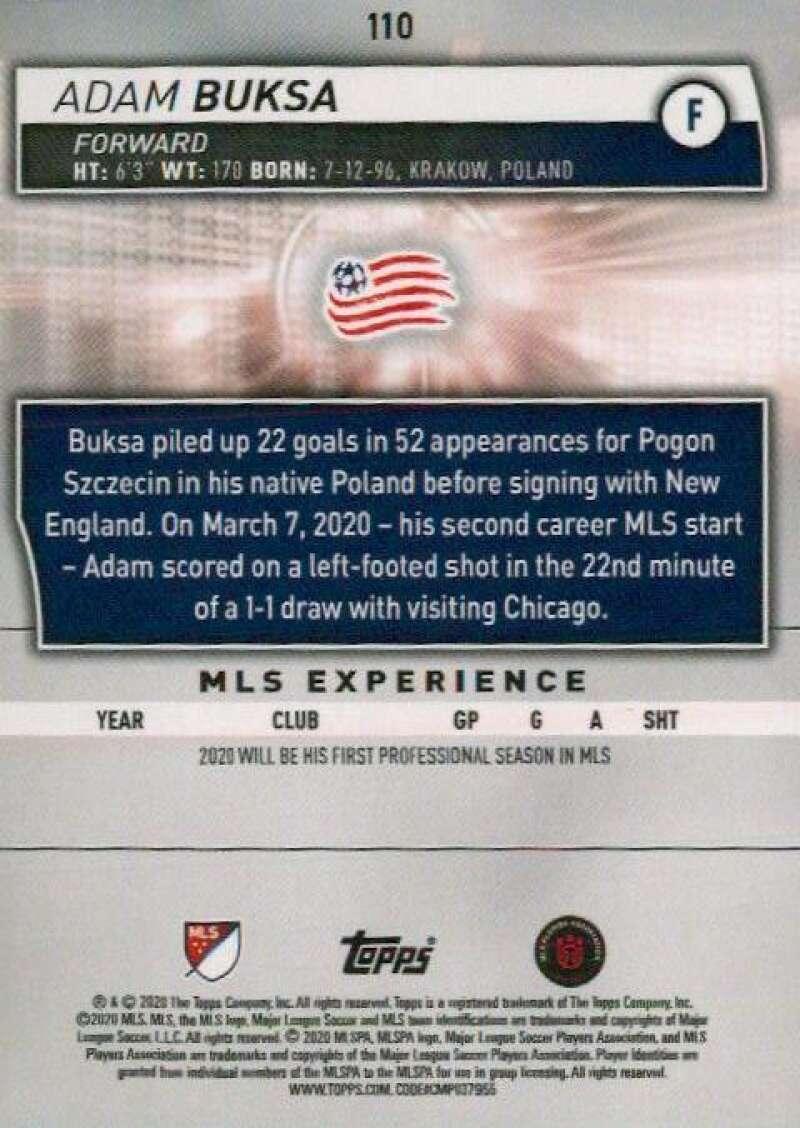 thumbnail 220 - 2020 Topps MLS Soccer Base Singles (Pick Your Cards)