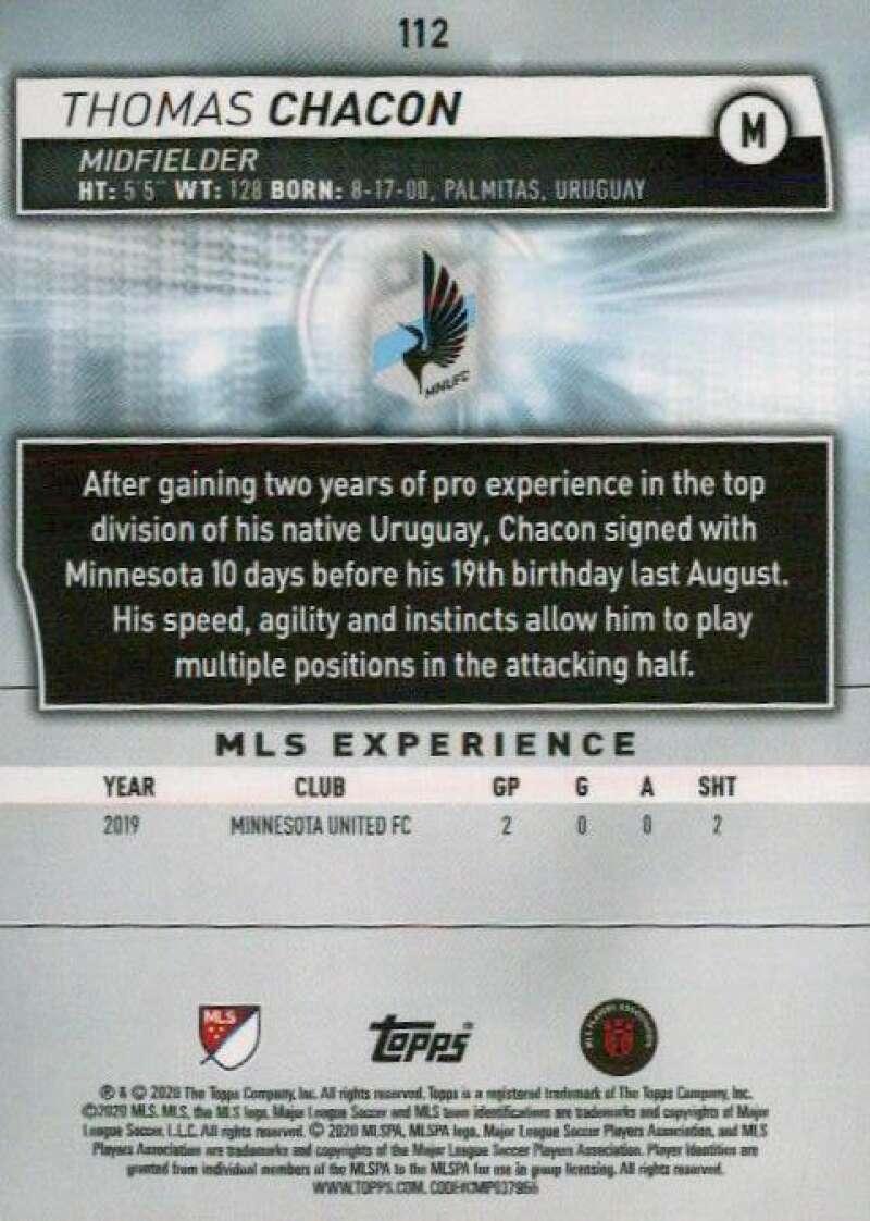 thumbnail 224 - 2020 Topps MLS Soccer Base Singles (Pick Your Cards)