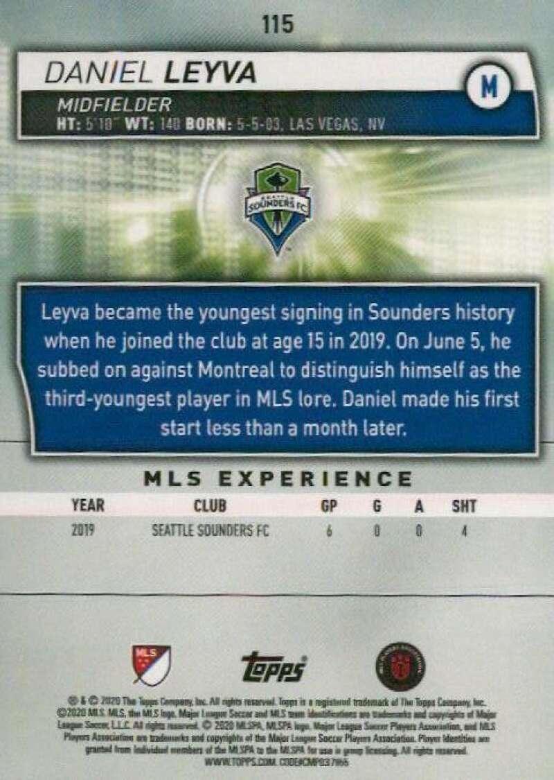 thumbnail 230 - 2020 Topps MLS Soccer Base Singles (Pick Your Cards)