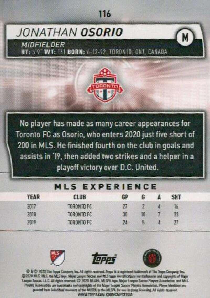 thumbnail 232 - 2020 Topps MLS Soccer Base Singles (Pick Your Cards)
