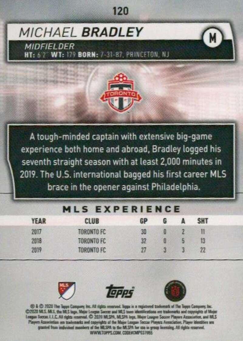thumbnail 240 - 2020 Topps MLS Soccer Base Singles (Pick Your Cards)