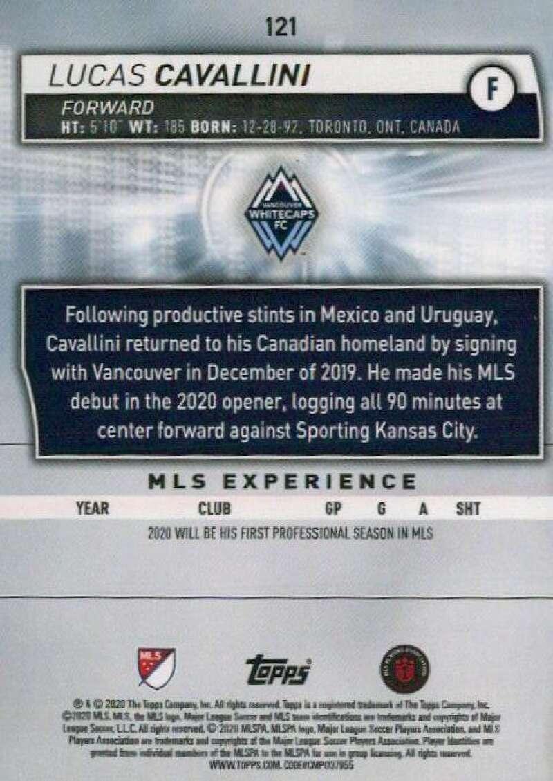 thumbnail 242 - 2020 Topps MLS Soccer Base Singles (Pick Your Cards)