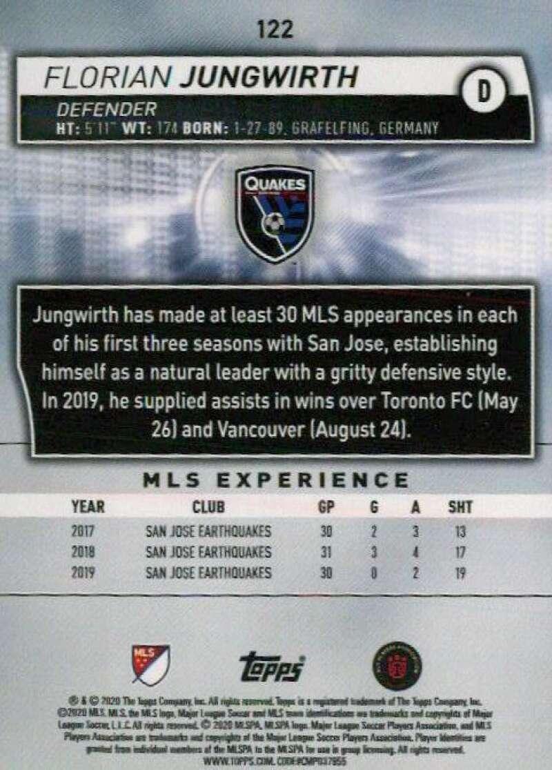 thumbnail 244 - 2020 Topps MLS Soccer Base Singles (Pick Your Cards)