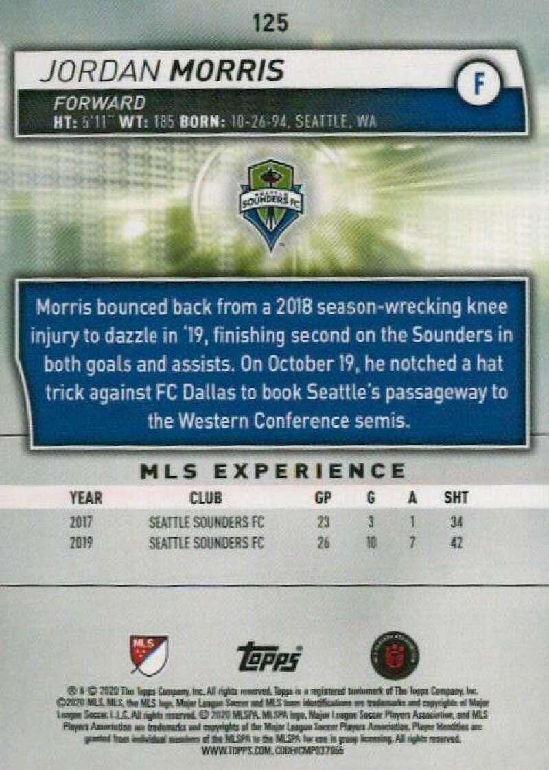 thumbnail 250 - 2020 Topps MLS Soccer Base Singles (Pick Your Cards)