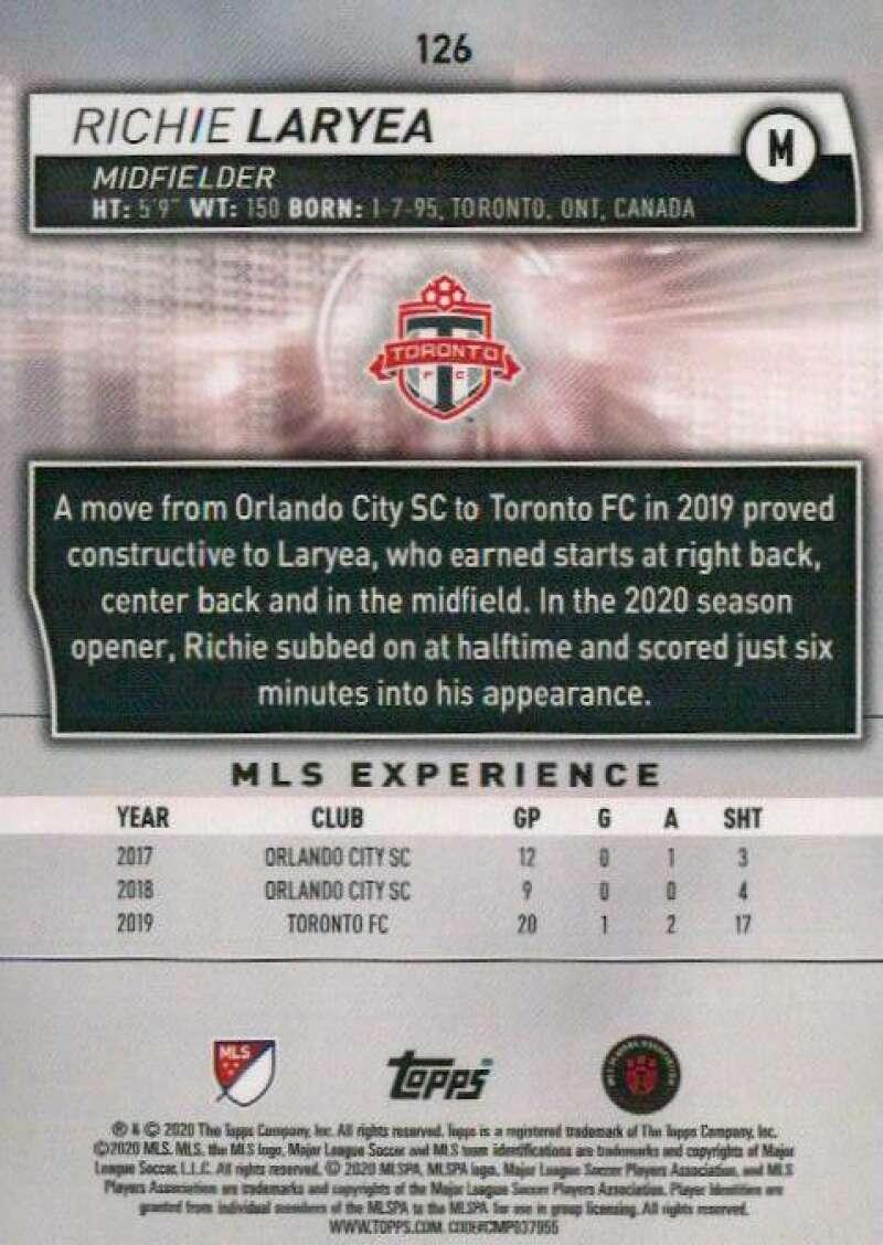 thumbnail 252 - 2020 Topps MLS Soccer Base Singles (Pick Your Cards)
