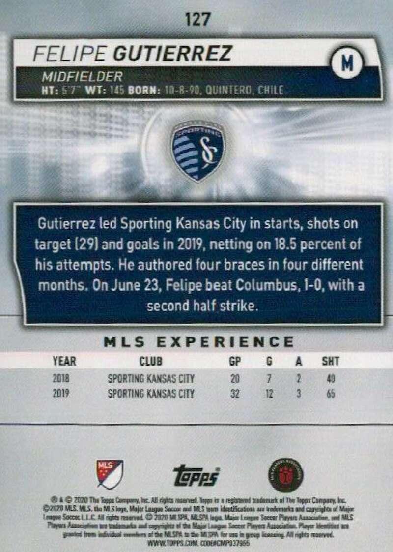 thumbnail 254 - 2020 Topps MLS Soccer Base Singles (Pick Your Cards)