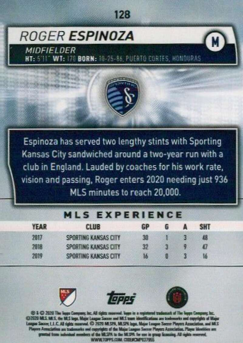 thumbnail 256 - 2020 Topps MLS Soccer Base Singles (Pick Your Cards)