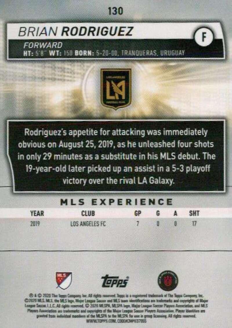 thumbnail 260 - 2020 Topps MLS Soccer Base Singles (Pick Your Cards)