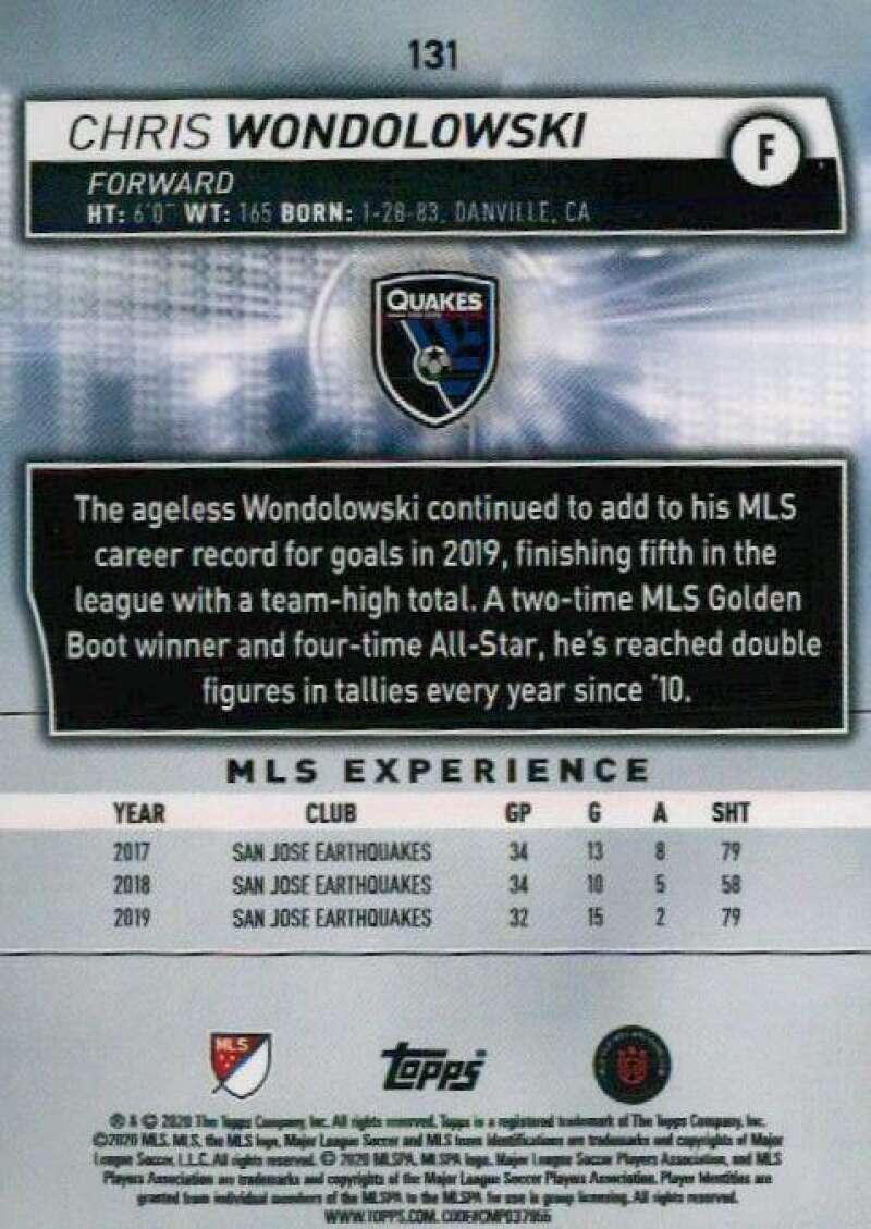 thumbnail 262 - 2020 Topps MLS Soccer Base Singles (Pick Your Cards)