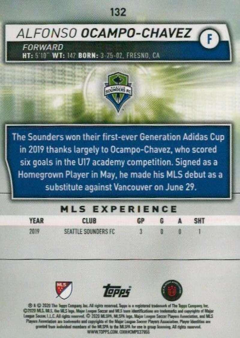 thumbnail 264 - 2020 Topps MLS Soccer Base Singles (Pick Your Cards)