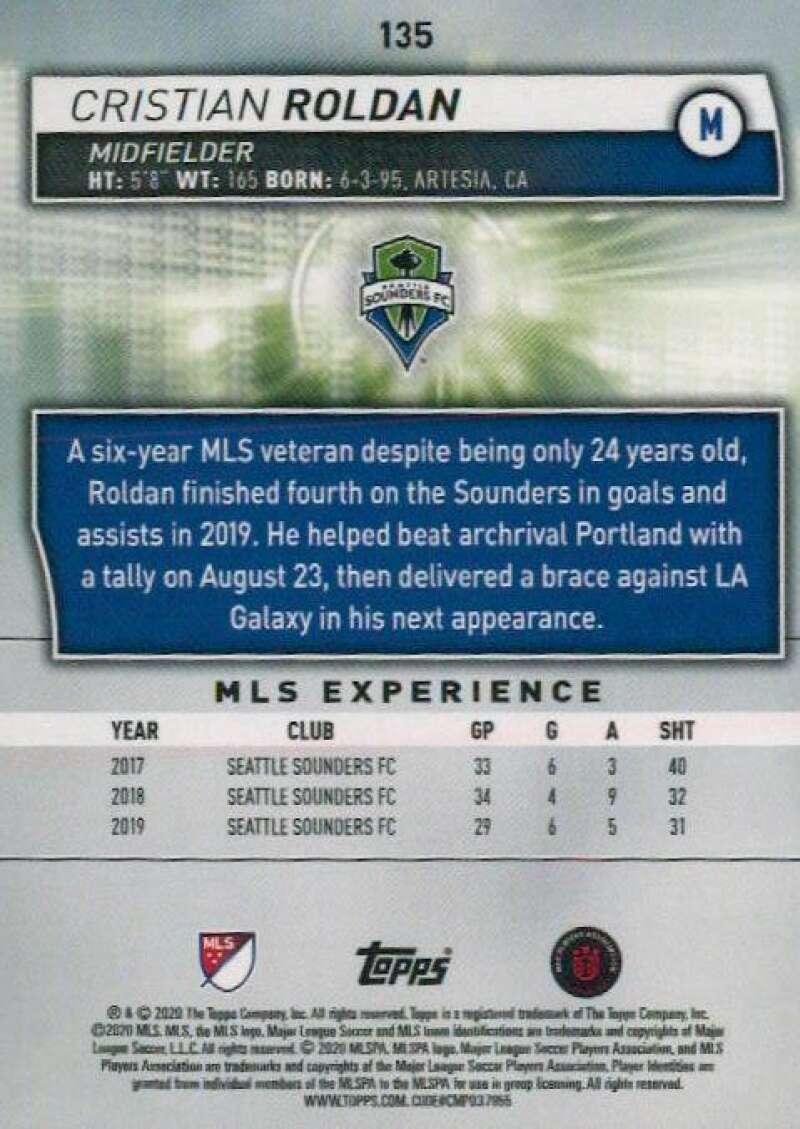 thumbnail 270 - 2020 Topps MLS Soccer Base Singles (Pick Your Cards)