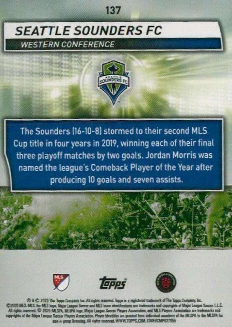 thumbnail 274 - 2020 Topps MLS Soccer Base Singles (Pick Your Cards)