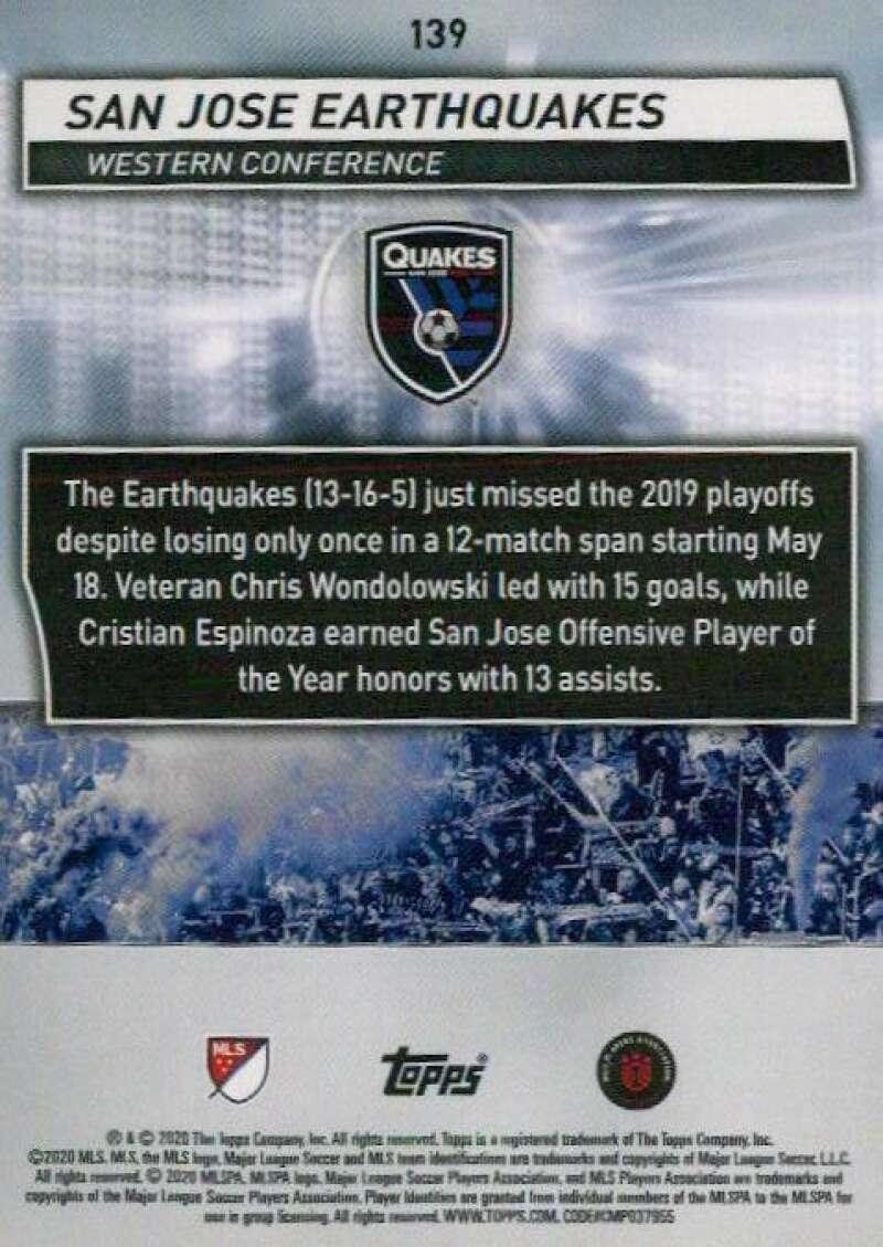 thumbnail 278 - 2020 Topps MLS Soccer Base Singles (Pick Your Cards)