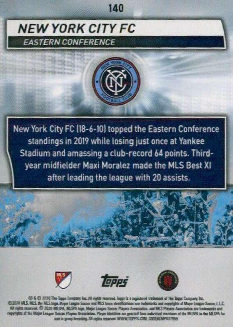 thumbnail 280 - 2020 Topps MLS Soccer Base Singles (Pick Your Cards)