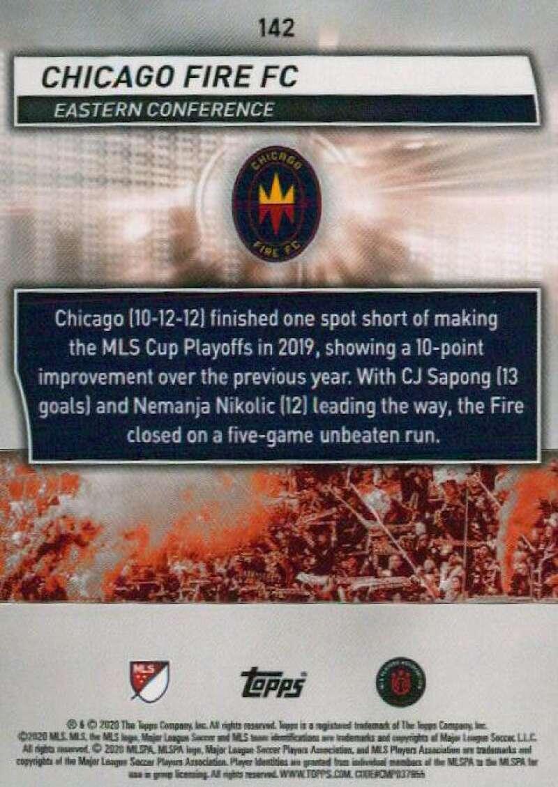 thumbnail 284 - 2020 Topps MLS Soccer Base Singles (Pick Your Cards)