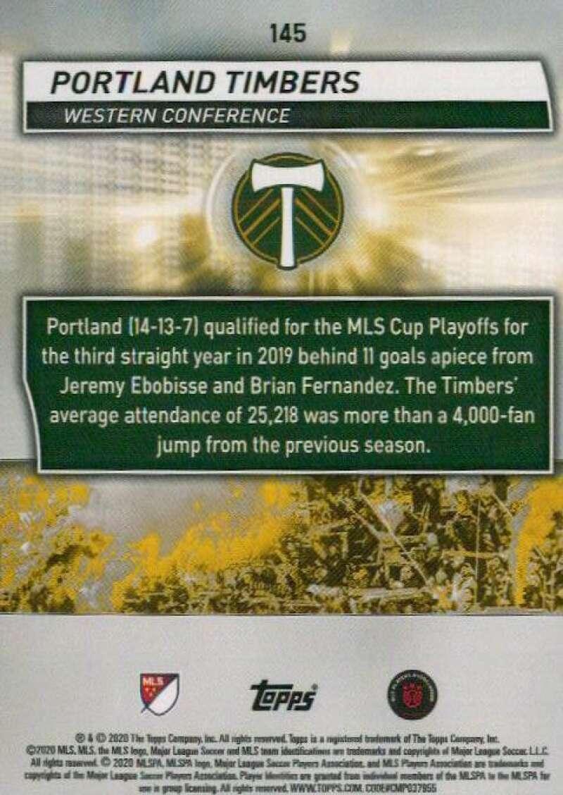 thumbnail 290 - 2020 Topps MLS Soccer Base Singles (Pick Your Cards)