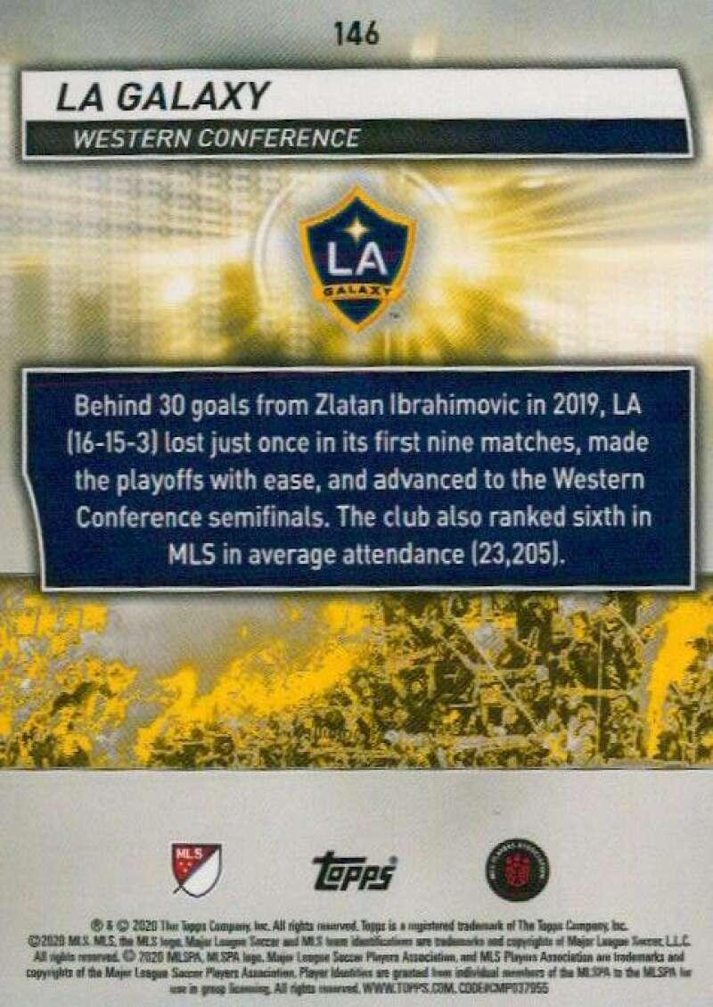 thumbnail 292 - 2020 Topps MLS Soccer Base Singles (Pick Your Cards)
