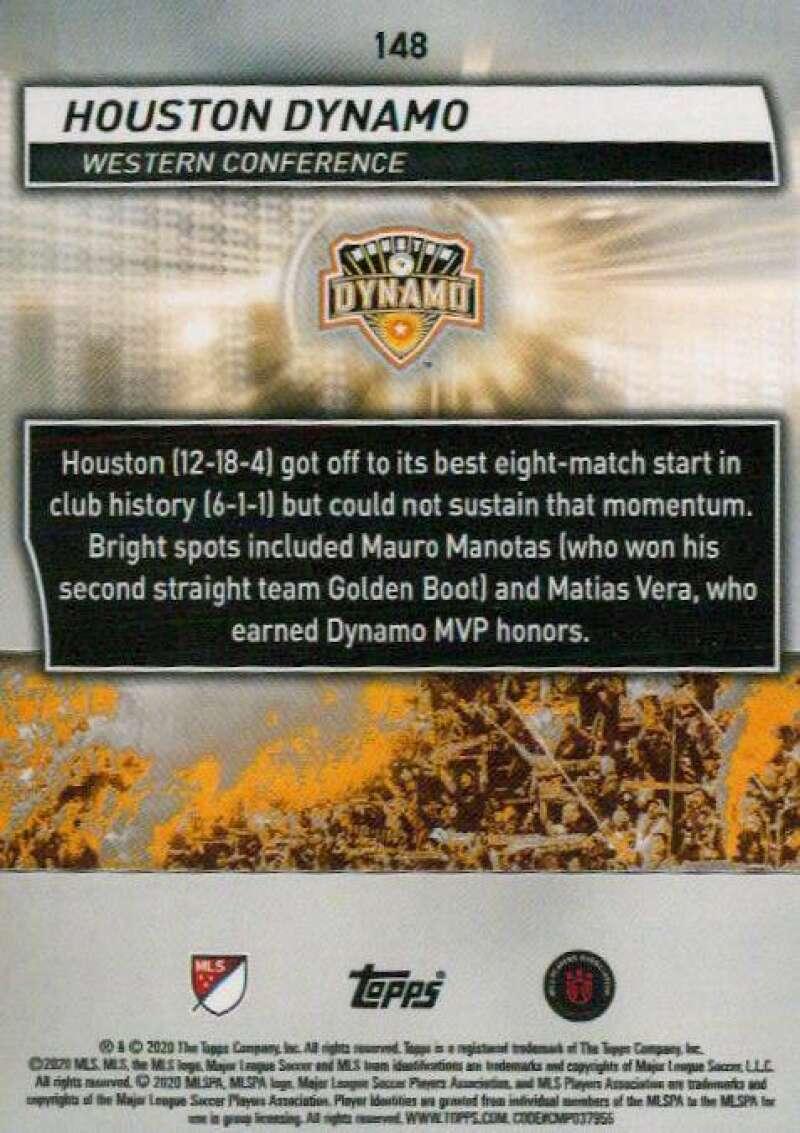 thumbnail 296 - 2020 Topps MLS Soccer Base Singles (Pick Your Cards)
