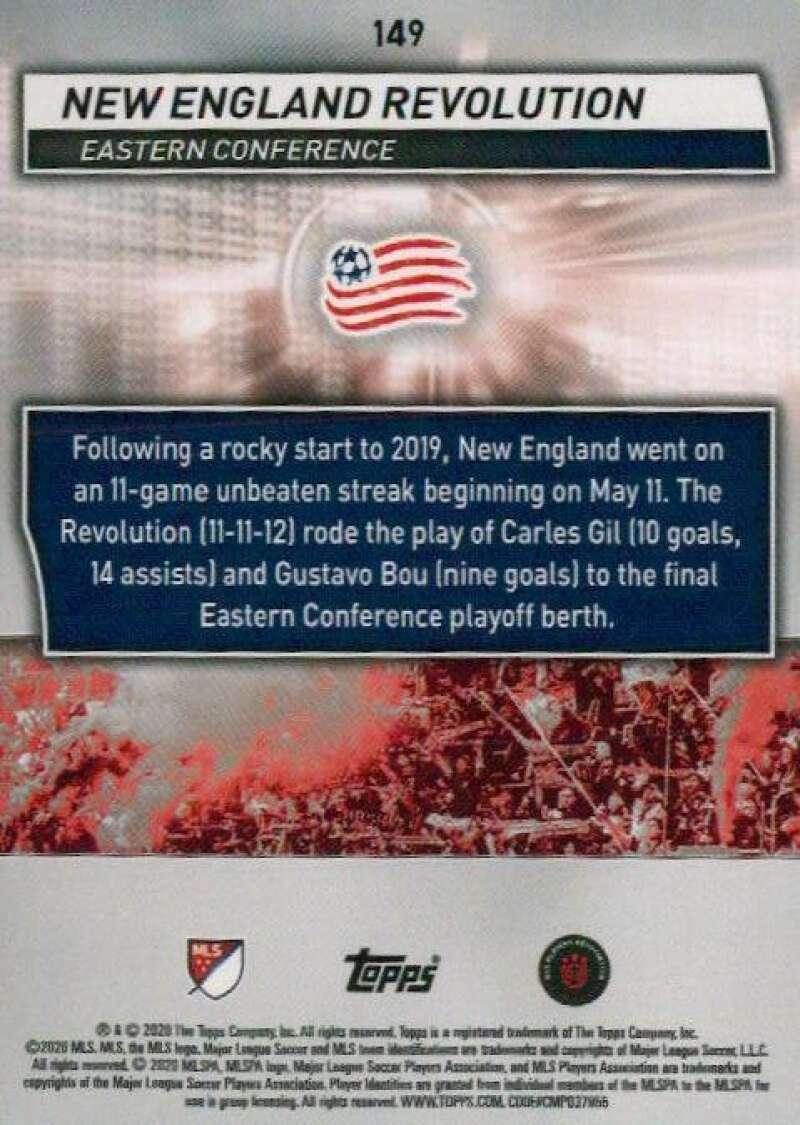 thumbnail 298 - 2020 Topps MLS Soccer Base Singles (Pick Your Cards)